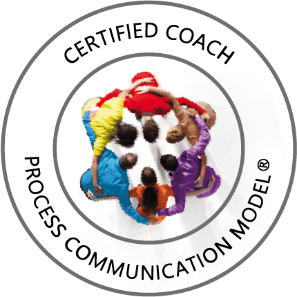 Logo Coach certifié process communication model
