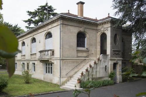 Bâtiment qui accueille les bureaux de LP Conseil à Bordeaux